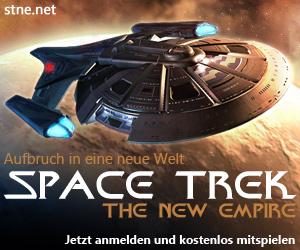 Space Trek - The new Empire